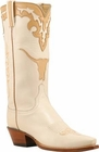 Ladies Lucchese Vintage Classics Wheat Goat Custom Hand-Made Cowgirl Boots L7051