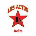 Los Altos Genuine Exotic Leather Belts