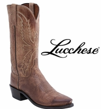 Lucchese Boots In-Stock