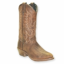 Men's Abilene Western with Rubber Outsole Round Toe 6403
