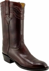 Mens Lucchese Classics Black Cherry Ranch Hand Custom Hand-Made Cowboy Boots L1599