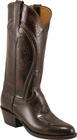 Mens Lucchese Classics Brown Hobby III Goat Custom Hand-Made Cowboy Boots L1512