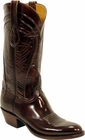 Mens Lucchese Classics Brown Seville Goat Custom Hand-Made Cowboy Boots L1507