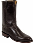 Mens Lucchese Classics Chocolate Calf Custom Hand-Made Roper Boots L3511