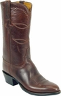 Mens Lucchese Classics Chocolate Oil Calf Custom Hand-Made Cowboy Boots L1541