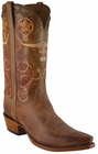 Mens Lucchese Classics Hand Tooled Leather Custom Hand-Made Cowboy Boots L1604