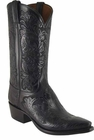 Mens Lucchese Classics Hand Tooled Leather Custom Hand-Made Cowboy Boots L1605