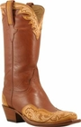 Mens Lucchese Classics Peanut Buffalo Custom Hand-Made Cowboy Boots L8015