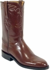 Mens Lucchese Classics Tan Goat Custom Hand-Made Roper Boots L3520