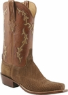 Mens Lucchese Classics Tan Hippo Custom Hand-Made Cowboy Boots L1421