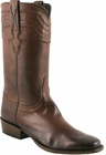 Mens Lucchese Classics Whiskey Burnished Buffalo Custom Hand-Made San Antonio Dress Collection Cowboy Boots L9502