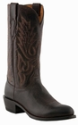 Mens Lucchese Since 1883 Chocolate Madras Goat M1002