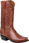 """Mens Lucchese """"Cole"""" Tan Ranch Hand Boots M1004"""