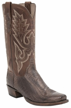 *NEW* Lucchese Men's Heritage Anson Boot - Chocolate Matte H1008
