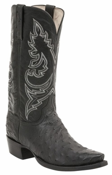 *NEW* Lucchese Men's Heritage Bryan Boot - Black H1001