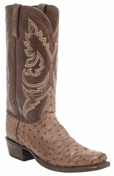 *NEW* Lucchese Men's Heritage Bryan Boot - Tan Burnished H1002