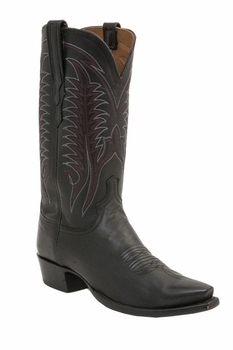 *NEW* Lucchese Men's Heritage Burnet Boot - Black H1507