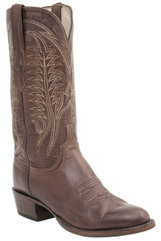 *NEW* Lucchese Men's Heritage Burnet Boot - Tan Burnished H1508