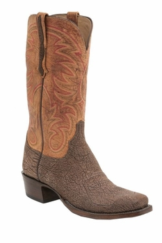 *NEW* Lucchese Men's Heritage Ferris Boot - Brown Amazon H1509