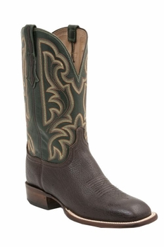 *NEW* Lucchese Men's Heritage Kleberg Boot - Chocolate H2502