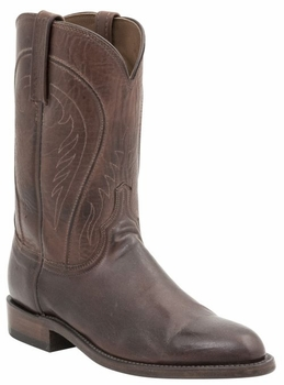 *NEW* Lucchese Men's Heritage Navarro Boot - Tan H3504