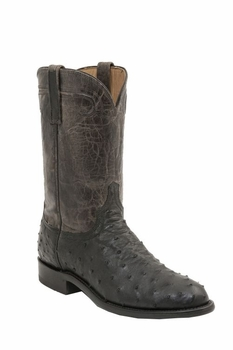 *NEW* Lucchese Men's Heritage Rusk Boot - Black H3004