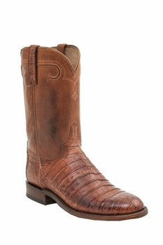 *NEW* Lucchese Men's Heritage Waller Boot - Cognac H3001