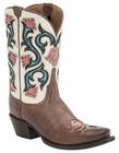 Lucchese Since 1883 Women's Belle Boot - Tan M4920