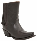 Lucchese Since 1883 Women's Flannery Boot - Dark Brown M4905