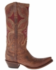 Lucchese Since  1883 Womens Leila Boot - Nude M4861