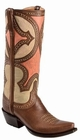 Lucchese Since  1883 Womens Leila Boot - Whiskey M4860