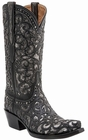 Lucchese Since 1883 Womens Sierra Boot - Black M4842