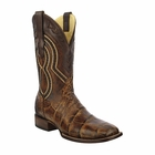*NEW* Men's Corral Brown Alligator Exotic Western Boots A3083