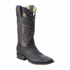 *NEW* Men's Corral Black Shark Western Boots C2996