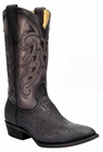 *NEW* Men's Corral Black Shark Western Boots C3057