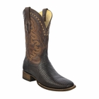 *NEW* Men's Corral Brown Lizard Vamp Western Boots A3093