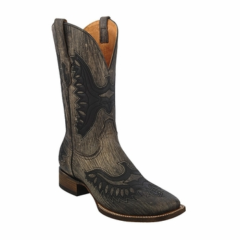 *NEW* Men's Corral Brown Shaded Eagle Western Boots A3087