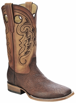 *NEW* Men's Corral Tan Shark Western Boots C3013