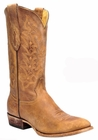 *NEW* Men's Corral Vintage Tan Cowhide Western Boots C3069