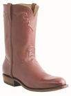 Men�s Lucchese Classics Sorrell Roper with Roman Crown and Torero Pullstrap Italian Kangaroo L3563