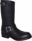 "Star Boots For Men Black Oily 12"" Engineer Boot M8520"