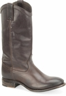 "Sonora® By Double H Womens ""Bailey"" 12"" Mahogany Full Grain Leather Boots SN1500"