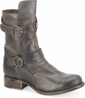 "Sonora® By Double H Womens ""Brooklyn"" Dark Brown Full Grain Leather Boots SN1300"