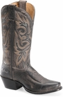 "Sonora® By Double H Womens ""Maya"" 11"" Charcoal Full Grain Leather Boots SN1001"