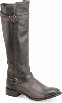 """Sonora® By Double H Womens """"Sydney"""" 16"""" Dark Brown Full Grain Leather Boots SN1351"""