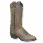 Women's Abilene Western Longhorn with Composite Outsole Narrow Round Toe 3551