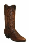 Women's Abilene Western with Tooled Inserts Genuine Leather Outsole Snip Toe 9141