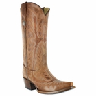 Women's Corral Picasso Cognac Full Stitch Boot G1923