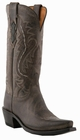 Womens Lucchese Since 1883 Anthracite Madras Goat M5001