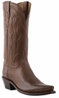 """Women's Lucchese """"Grace"""" Tan Ranch Hand Leather Boot M5004"""